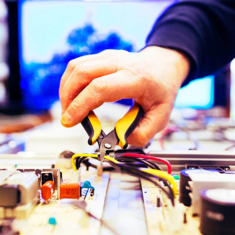Calgary av companies - tv repair