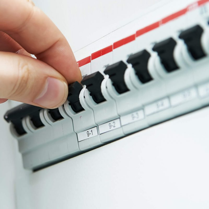 Commercial electrical companies calgary - fuses control