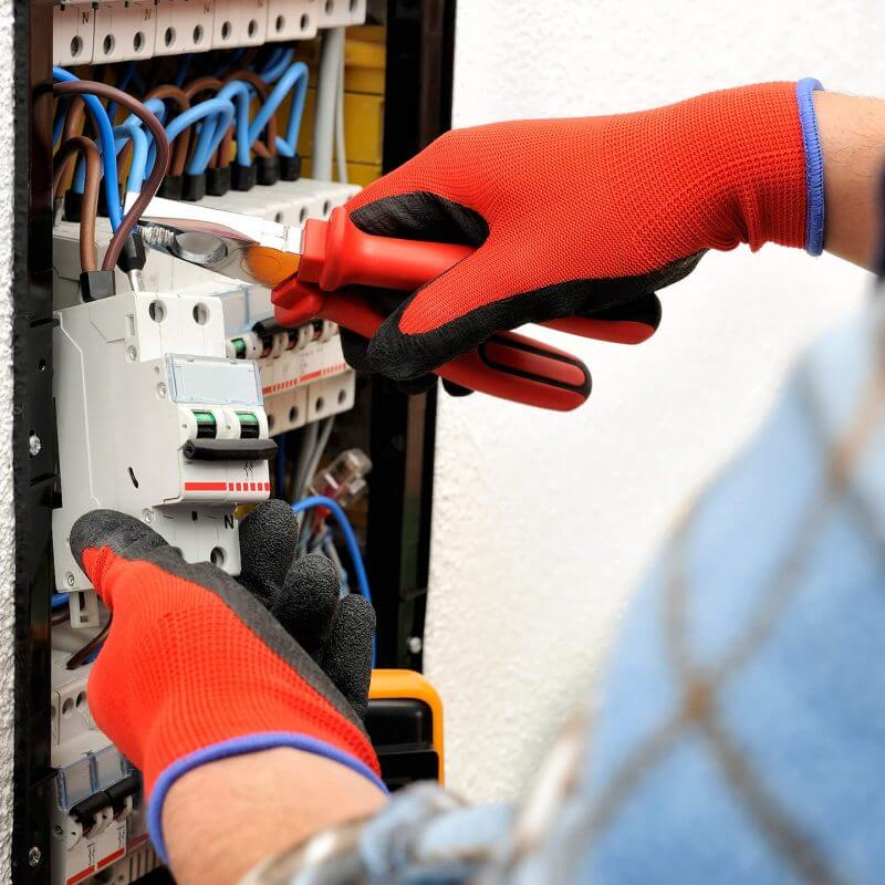 Commercial electrical companies calgary - electrical panel