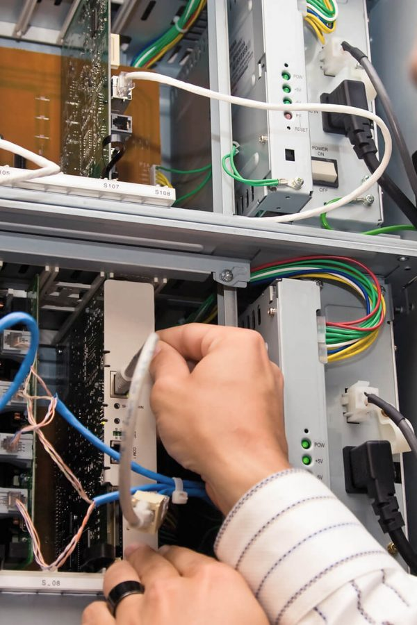 Data cabling calgary - network cables