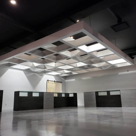 electrician calgary - commercial building lighting