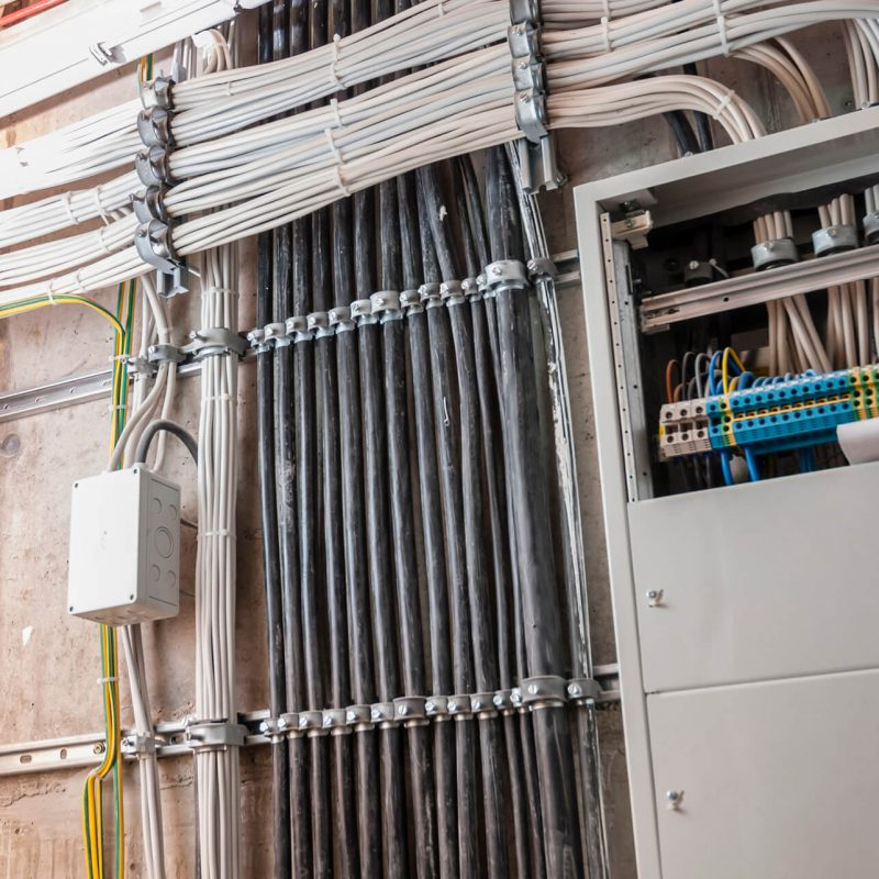 Electrical panel upgrades calgary - electrical conduits