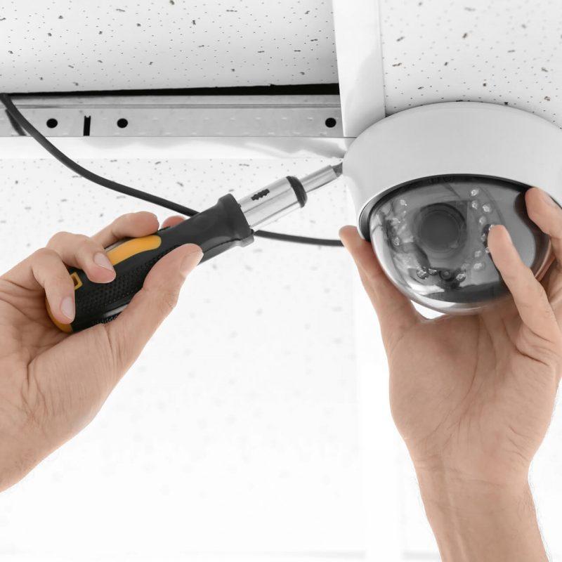 Security camera installation calgary - cctv